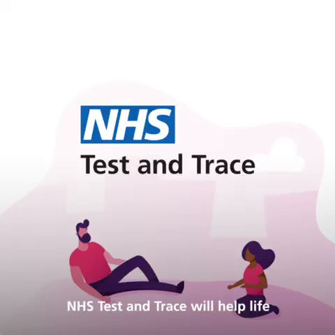 The NHS Test & Trace programme has now launched🙌 @MattHancock @Conservatives ⬇️Watch Now⬇️ #NHS #TestAndTrace #COVID19