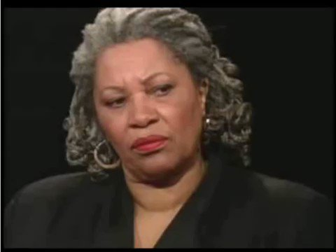 So scary are the consequences of a collapse of white privilege that many Americans have flocked to a political platform that supports and translates violence against the defenseless as strength. Toni Morrison. #BlackLivesMatter