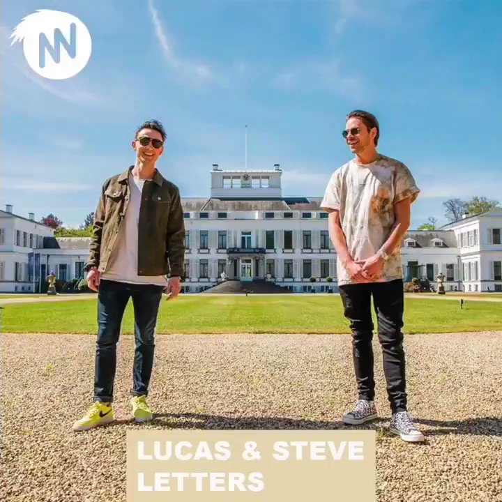 .@lucasandsteve have just released their latest tune 'Letters'! What do you think of this song?