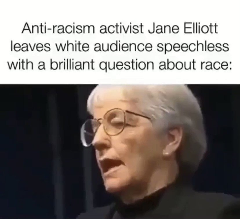Every single white person needs to watch this today.