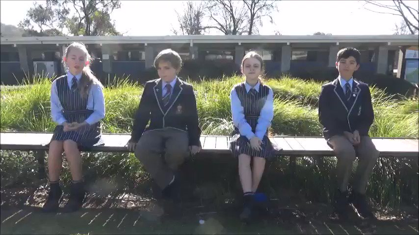 In this week's Primary School Virtual Assembly, four of our Year 5 students, Emily, Lukas, Imogen & Thomas, let us know a few ways we can continue to greet, communicate & respect each other, even if we can't shake hands or hug at the moment!