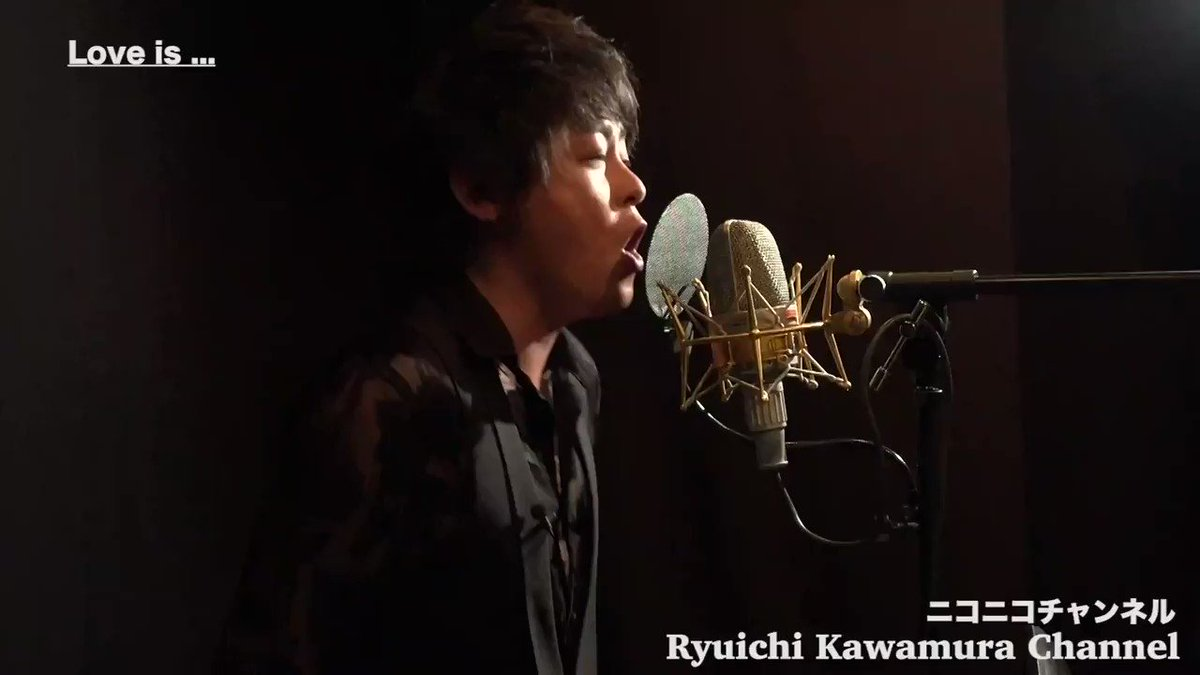 【大好評につき24時間限定 再放送決定!】6/1(月)20:00~「Ryuichi Kawamura Channel」の記念すべき初回放送の再放送が決定!視聴期限は6/2(水)20:00迄の24時間更に #河村隆一 が番組内で熱唱した「I for You」「Love is...」のサイン入りCDを会員限定で1名様にプレゼント!