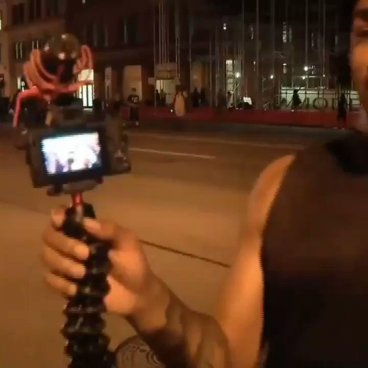 #columbus #protest #police  HERES THE VIDEO OF THE COP PUNCHING THE CAMERA GUY. I ENCOURAGE EVERYONE TO SHAREpic.twitter.com/fRfdNphcrn