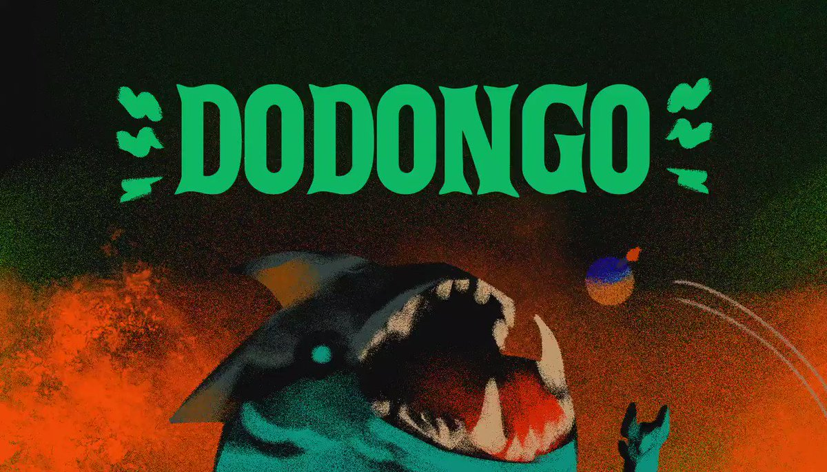 i wanted to try making something king gizzard and the lizard wizard-like, so here is: dodongo