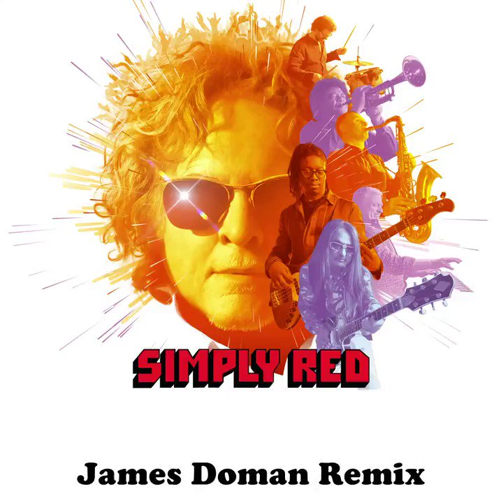Simply Red's Thinking Of You (James Doman Remix) is released digitally today and you can now play or download it here: https://t.co/2DOQ2RxSHB https://t.co/bw1ofOvq7u