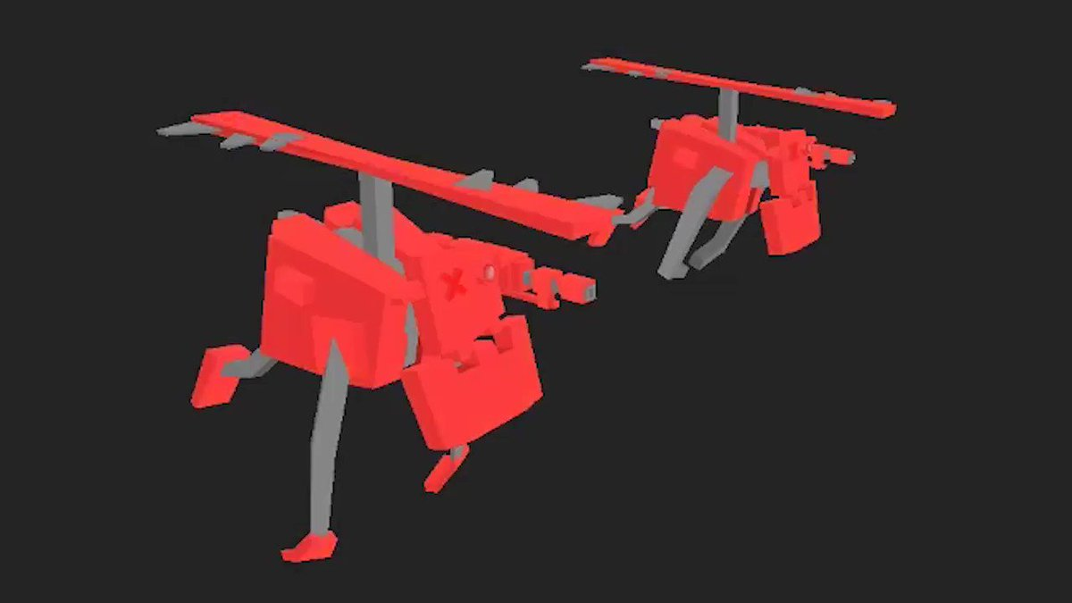 So what colour should the new enemy be?  #madewithunity I #gamedev I #indie I #indiegame Ipic.twitter.com/9fLXgKVOGd