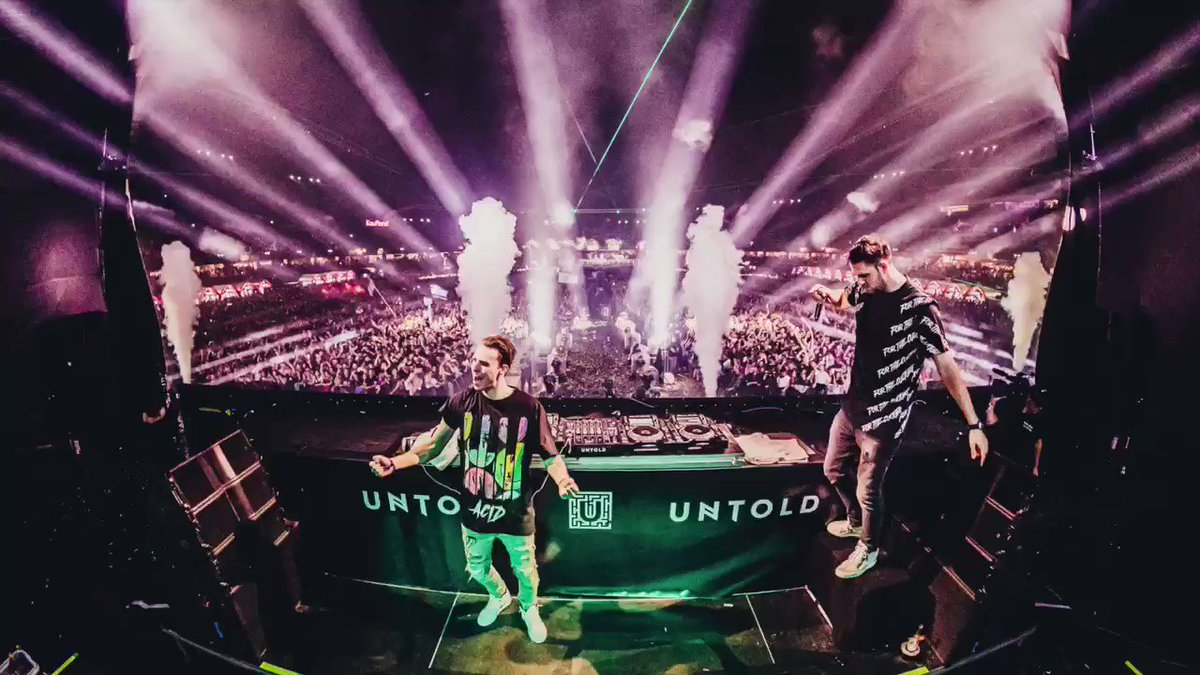 Dimitri Vegas & Like Mike x W&W x Fedde le Grand - Clap Your Hands! 👏🔥
