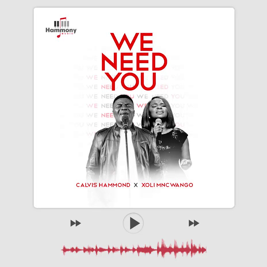 Just one final bite of #WeNeedYou ft. @xollymncwa ahead of the release.  4 days more!!!  @SiyaMthethwa @gospel_plugin @GospelGh @AGMCharts @africanpraisepic.twitter.com/rrWlFrncBK