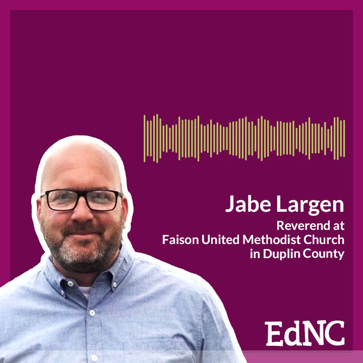 Image for the Tweet beginning: How does Jabe Largen of