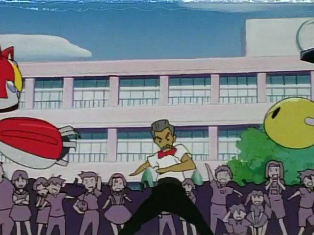 Key Animation: Hirofumi Suzuki (鈴木 博文) Anime: Medarot (メダロット) (1999) sakugabooru.com/post/show/34849