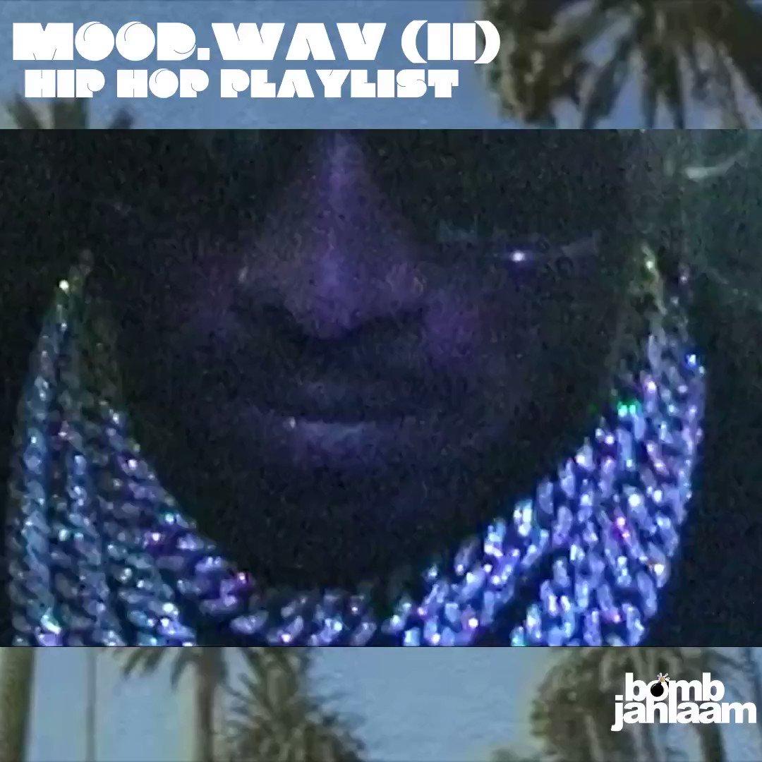 'mood.wav'-a playlist series. This week in Hip Hop ft. @jazzytharapperr, @sidxworthy, @elbomoloco, @LNDN_DRGS, @1TakeJay_, @2HeavyPop, @QUANNAMC, @Tmasonmusic, @KotaTheFriend, @DeanteVH, @YoungQlaFlare, @dremyers_, @ChildishMajor, @nedlog, @DvDx_ + more!https://music.apple.com/us/playlist/mood-wav-pt-ll-hip-hop/pl.u-pMylAdYtGXKxDg…pic.twitter.com/qAGioYNkBI