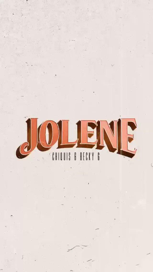 Esta versión de #Jolene es 🔥 @Chiquis626, @iambeckyg - Jolene