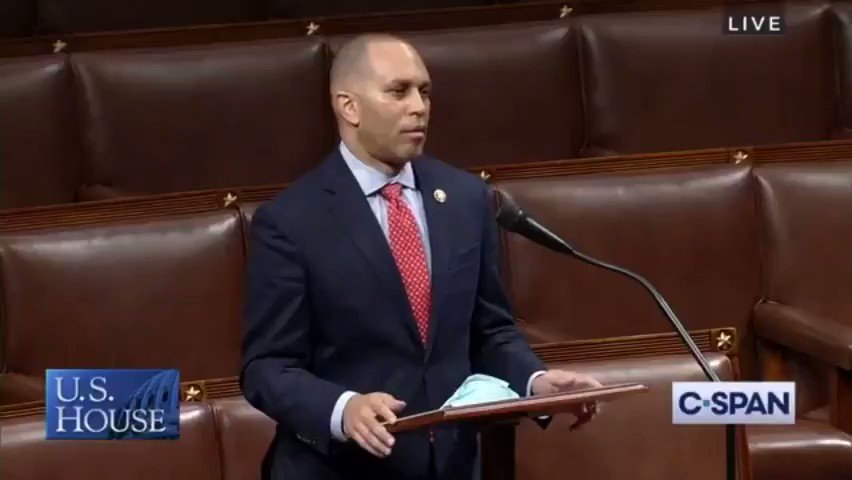Thank you @RepJeffries for asking the question we all want the answer to, WHEN DOES IT END? #WeAreDoneDying