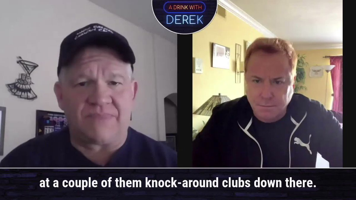 ICYMI: ADrink With Derek with the hilarious @JimmyShubert check it out. https://t.co/KlvzFzkDsa