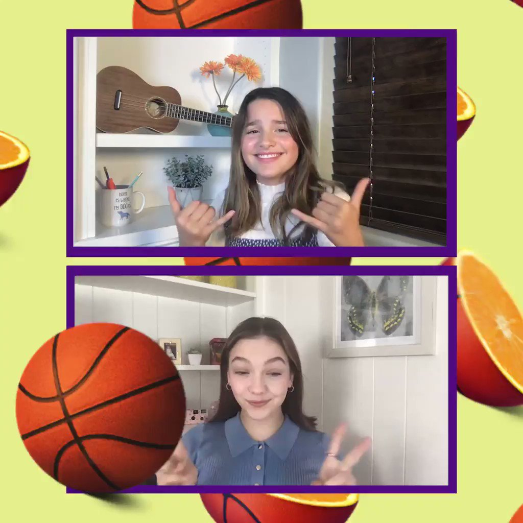 .@annieleblanc, @jaydenbartels, & @HayleyLeBlanc are hanging out with friends @annacathcart & @PeytonList in a new episode of Group Chat with Annie & Jayden this Saturday at 8:30p/7:30c!