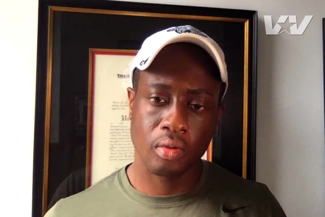 At this time, we want to elevate the voices of the black veterans we know. Please watch and share these thoughts from @timb_berry.