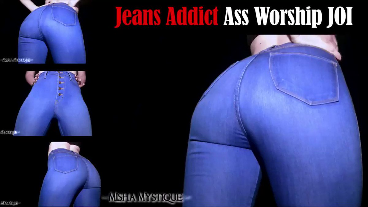 Ass Worship And Jeans Fetish