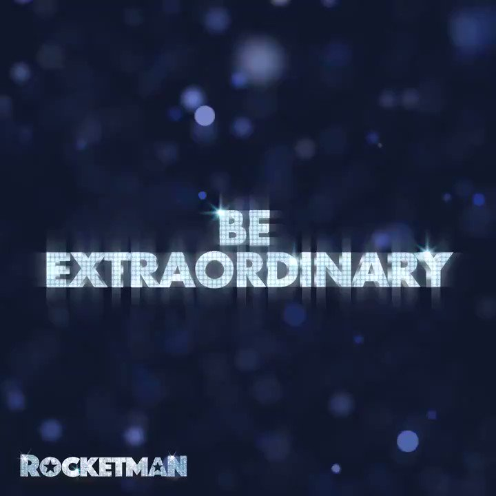 1 hour to go! 🚀 #RocketmanWatchParty