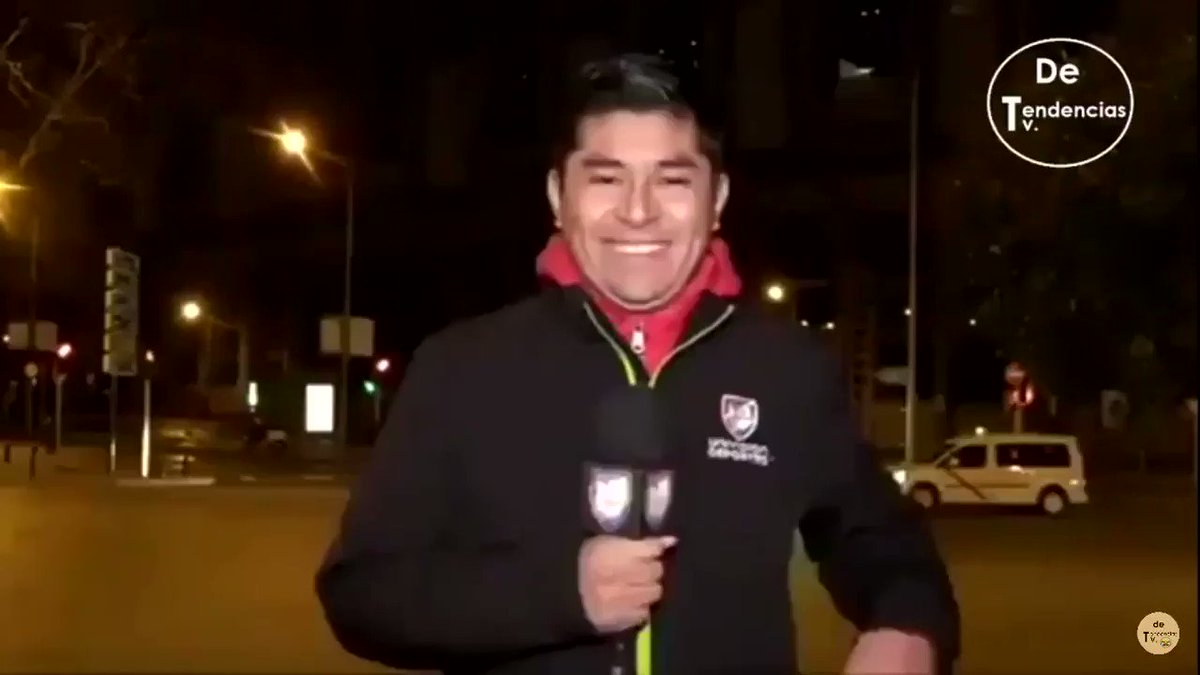 Hispanic news reporters at the riots rn https://t.co/cMVLFkM77d
