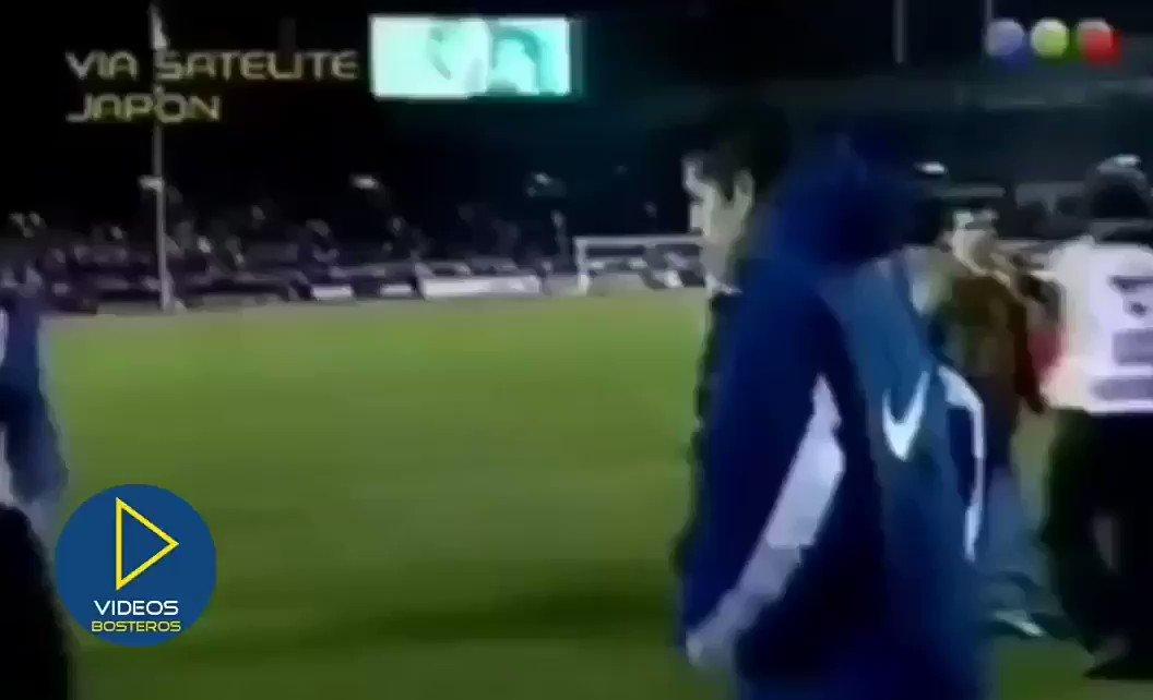Roman bailando a todos Palermo liquidando el partido en pocos minutos. Simplemente Boca💙💛💙
