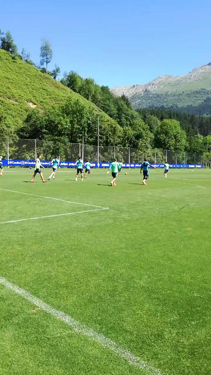 Y gol de oro de @gonza_escalante en el último minuto de la prórroga 🙌🙌. Mañana merecido descanso y el lunes vuelta a los entrenamientos en #Atxabalpe. https://t.co/hYeMIYJpls