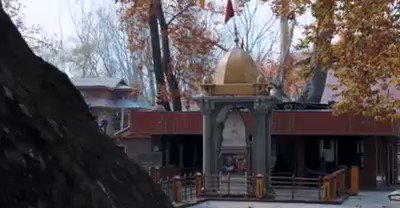 On this special day of Jyeshtha Ashtami, we bow down to our divine Goddess Ragyna and pray for a better world. One of my favorite places in the world is #Tulmul in #Kashmir. That's the closest we can be to our roots.