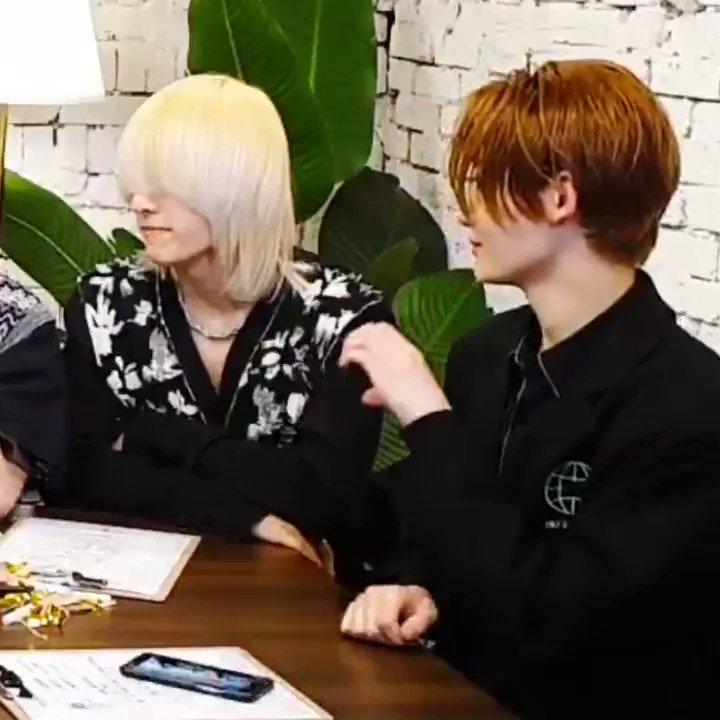 Replying to @yoojung_mp4: yoojung successfully getting hearts from junji three times in a row 🥺❤️  #유정 #Yoojung #준지 #Junji