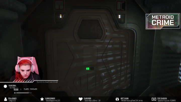 I can do this.   #AlienIsolation #Twitch