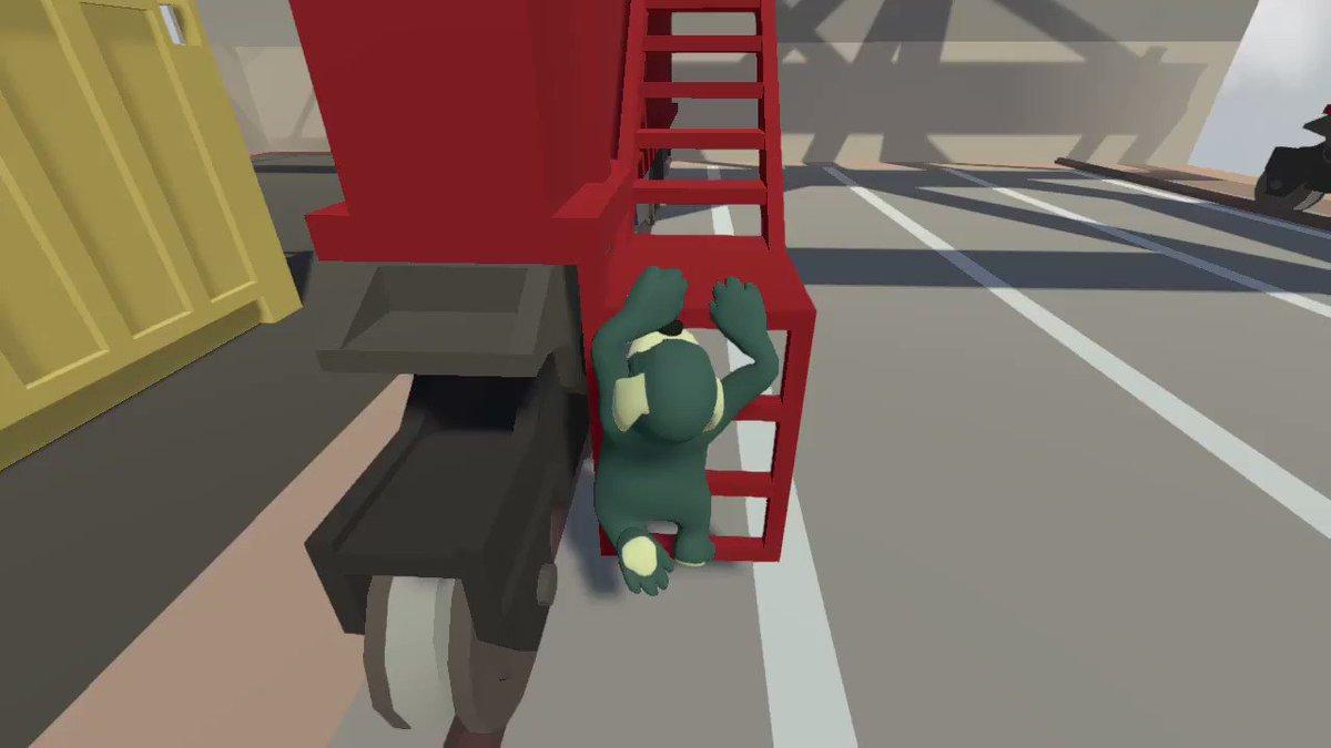 囚われの犬(バグ) #ヒューマンフォールフラット #HumanFallFlat #NintendoSwitch