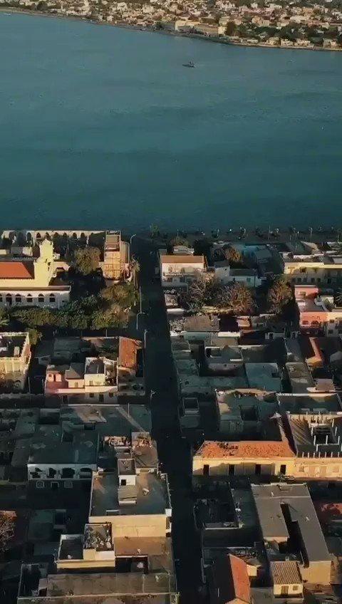 📍SAINT LOUIS 🥇Meilleure ville du Sénégal