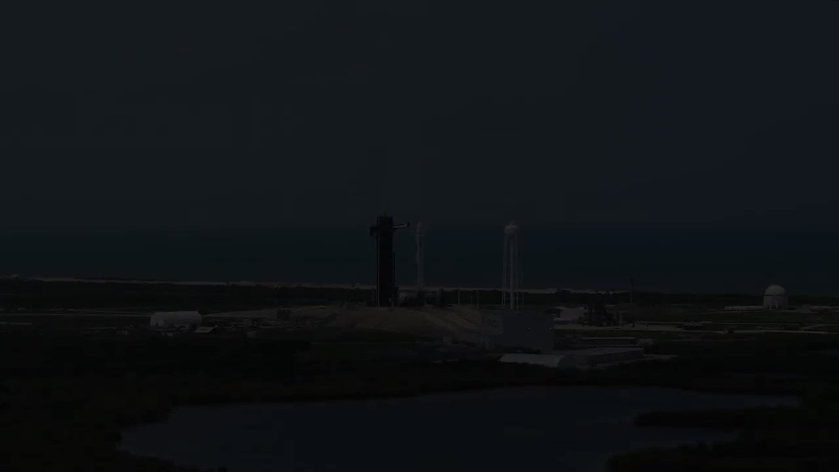 Falcon 9 launches Crew Dragon on its first flight with @NASA astronauts on board! https://t.co/FUd0SSRKud