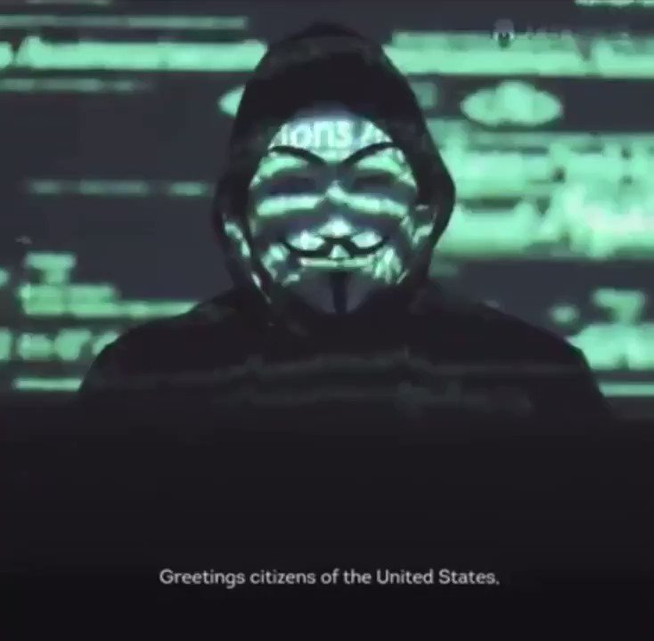 I found the full video from Anonymous Here ya go: