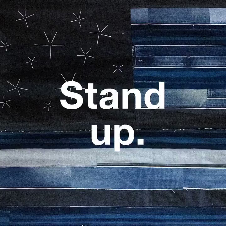 WE MUST STAND UNITED. Because together we are stronger. Together we create change.  Gap, along with Gap Inc brands @Athleta, @BananaRepublic, and @OldNavy have come together to donate $250,000 to support @NAACP and @RaceEmbrace. https://t.co/zAYCQiOgib