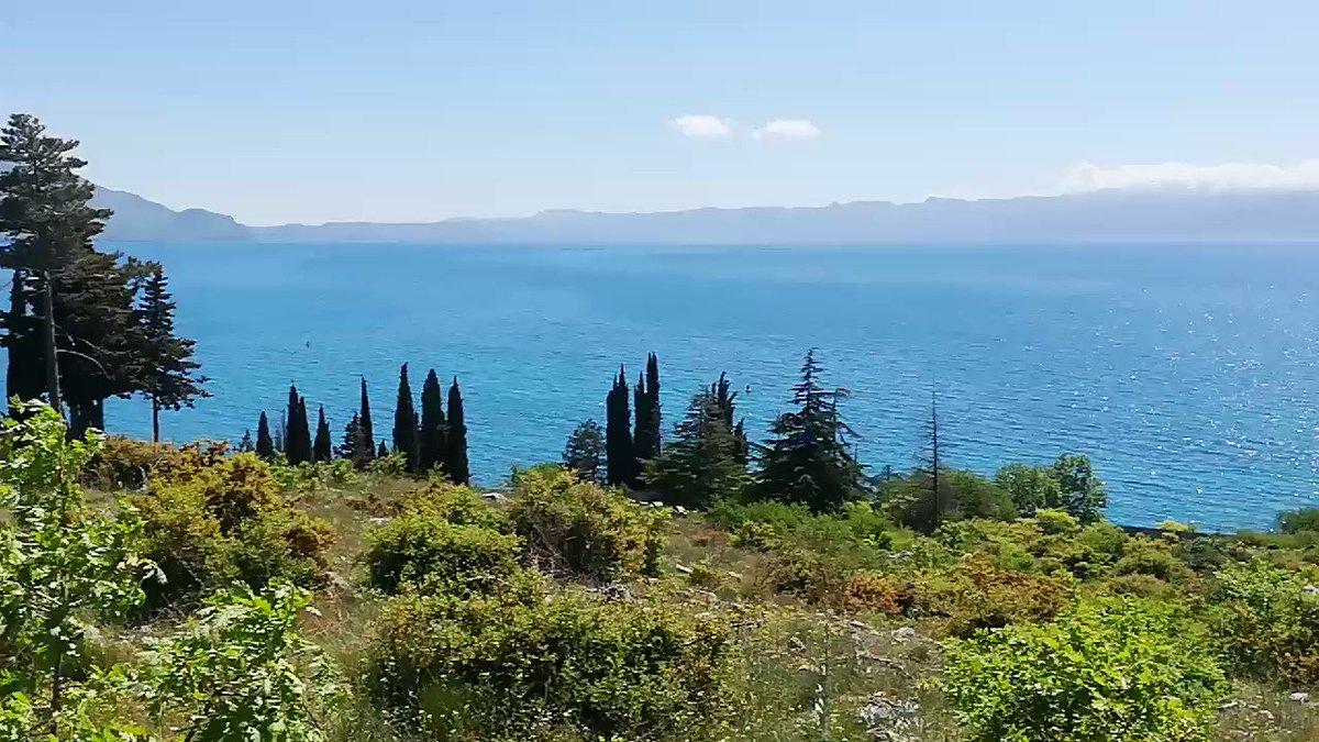 @Havenlust #Gorica #lake #Ohrid  #Macedonia 🇲🇰 https://t.co/11jHSW4C4i