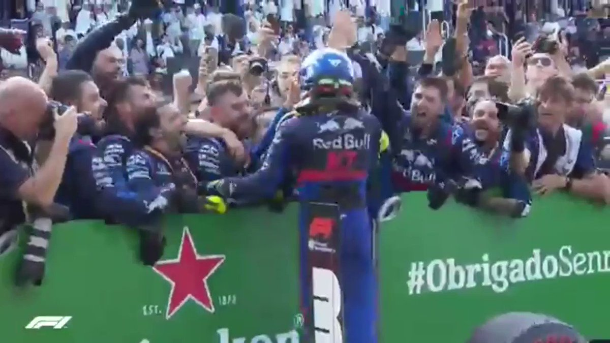 🇧🇷 If you missed #F1Rewind 2019 BrazilianGP, you can watch it here: youtu.be/yKXZSpNCqdo 🎙 And yesterdays F1 IG live with @PierreGASLY in the link below! (📹: F1 2019 BrazilianGP 🏆🍾, edited by @reidemai) twitter.com/gasly_fans/sta…