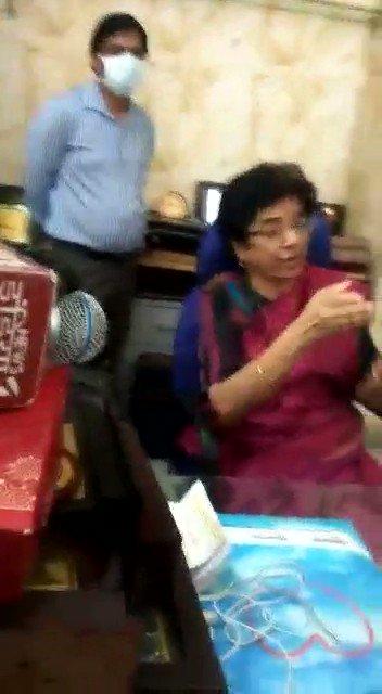 Kanpur Medical College, Principal Dr Arti Lalchandani Can we get twitter against her demanding her arrest