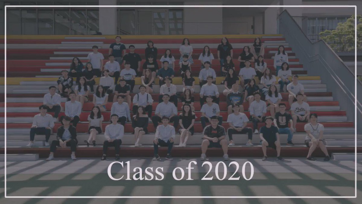 Heres a small collection of photos from our graduating class. What a bunch of awesome humans! 😍