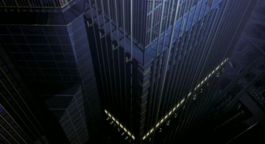 Key Animation: Yasushi Muraki (村木 靖)Movie: Metropolis (メトロポリス) (2001)
