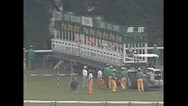 1992・安田記念回顧録オールドファンからすると、懐かしい一戦ですね。勝ったヤマニンゼファーは凄いのですが、このレース、実は春天から3頭が参戦していたんですね。その中で、カミノクレッセは、春天、安田、宝塚と3連続で2着。今では考えられませんよね。