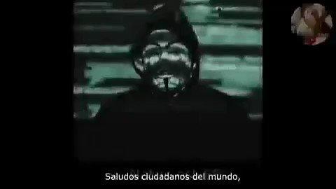 #Anonymous dice la verdad sobre el #COVIDー19 mensaje Organización mundial de la salud @WHO: Una organización Política y no de servicio publico. #Miami #MontrealProtest #PizzaGate #AnonymousOfficial #evidence #ArgentinaDoesNotSupportTrump #GeorgeFloydWasMurdered #bostonprotest