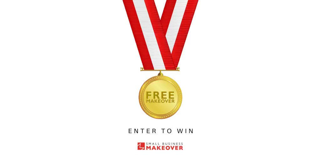 ENTRIES OPEN:  Win a makeover worth $10,000.00 for your favourite small business!   No purchase necessary. Rules and enter at http://www.winsmallbusinessmakeovers.com    #contest #smallbusinessmakeover #success #smallbusinessowner #secondchance  #canada #unitedstates #unitedkingdom pic.twitter.com/L7MIxRdH5J
