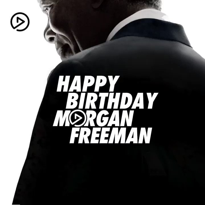 """The best way to guarantee a loss is to quit."" Morgan Freeman. Celebrate the bday of a movie legend. Happy Bday Morgan. Rent some of his greatest moments here >https://bit.ly/2TTCZSf  #videoplayza #streaming #morganfreeman #movies #celebbirthdayspic.twitter.com/GewavxGxgv"