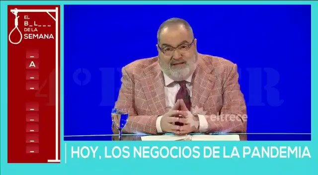 #Espectáculo Jorge Lanata regresó a la TV argentina con Periodismo Para Todos pic.twitter.com/cLex5EcZ5f