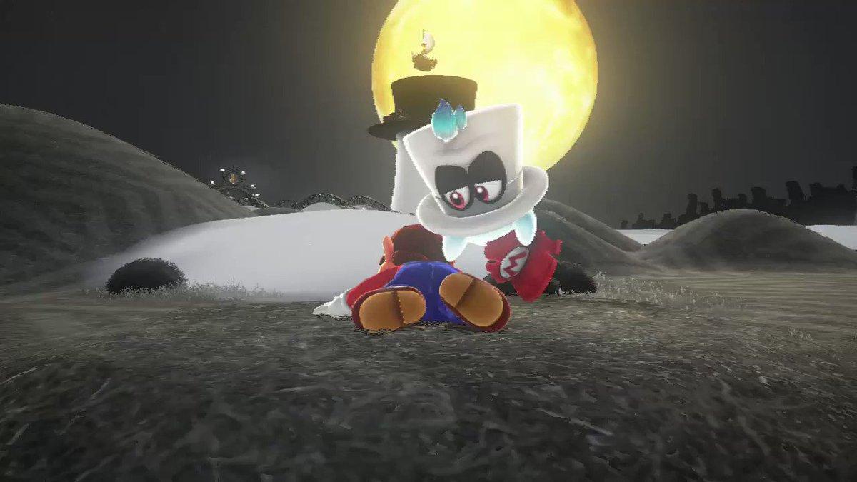 #SuperMarioOdyssey #NintendoSwitch 15.90 seconds pic.twitter.com/370MGkUZWl