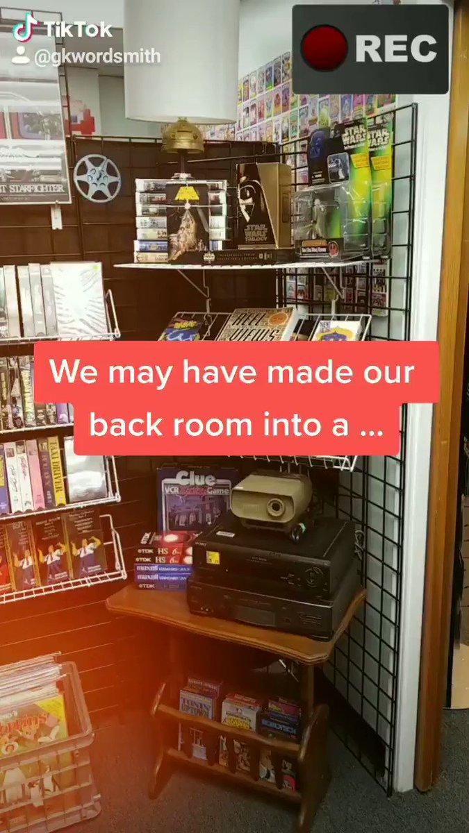 A little sample of the back room!   #vhs #deadmedia #retroemporiumpic.twitter.com/vdSX3yQCj8