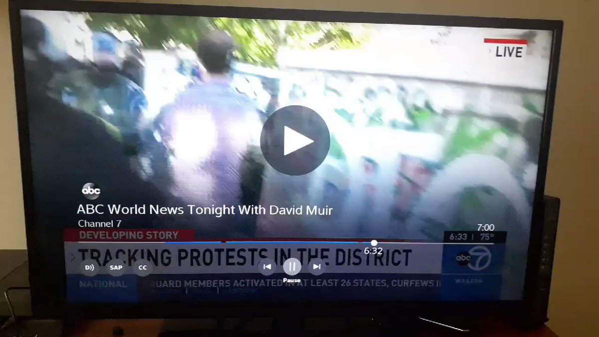 @MayorBowser How is assaulting press serving and protecting?