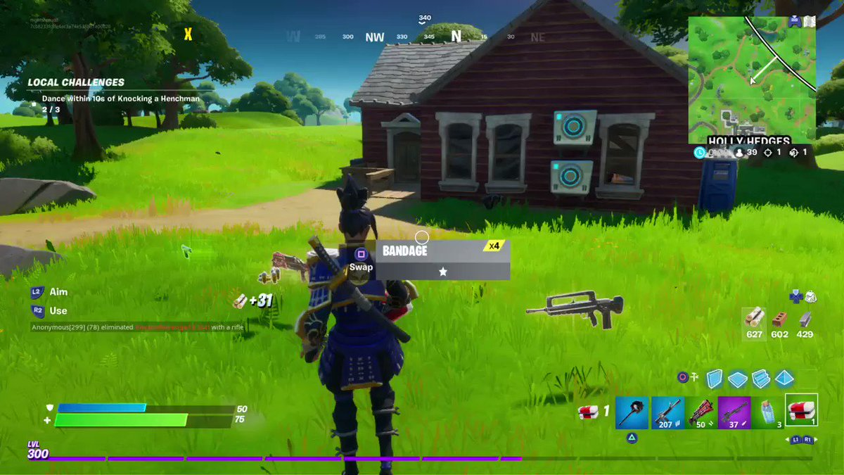 Eagle vision #FORTNITE #OutkastGaming  https://store.playstation.com/#!/en-gb/tid=CUSA07669_00 …pic.twitter.com/WKqsZ5L94o