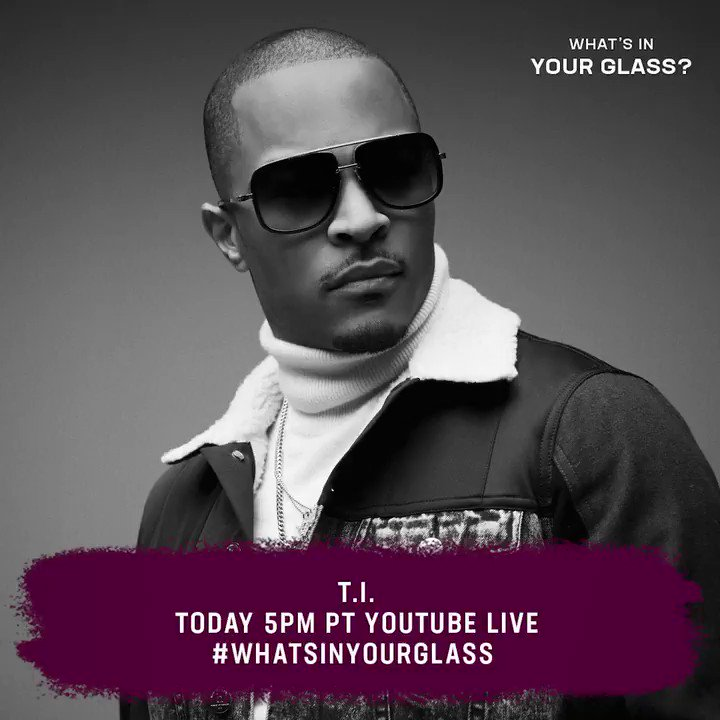 The conversation gets deep with TI @Tip  today at 5pm on my Youtube Live. See you there bit.ly/MeloTI