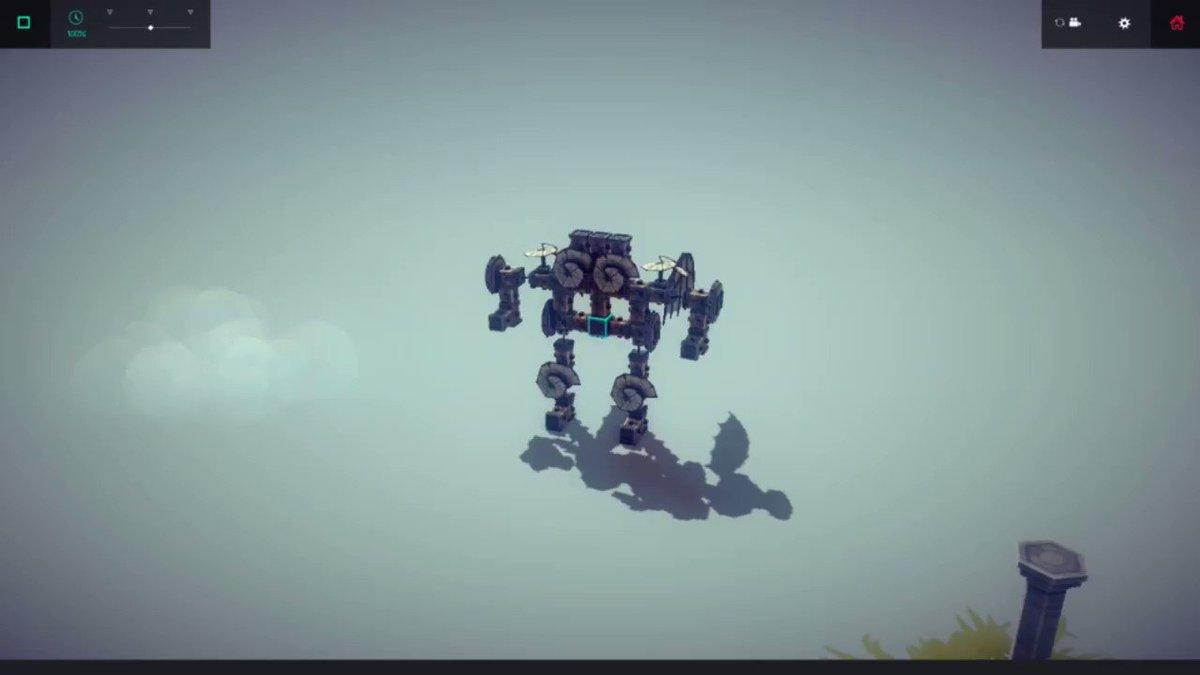 技術力の低い人限定ロボコン(通称:ヘボコン)オンライン、6/7日曜、21時より開催!物理演算空間でもやっぱりロボットが動かない、壊れる、爆発する!16体の粗大ごみが底辺を競います。