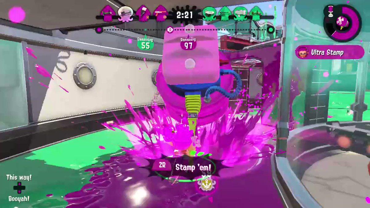 oops i did it again   #Splatoon2 #NintendoSwitch